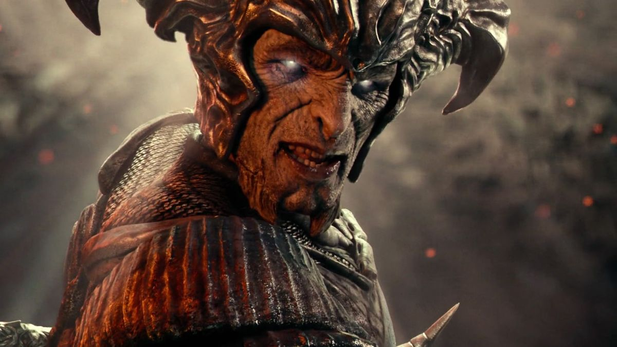 steppenwolf! from justice league