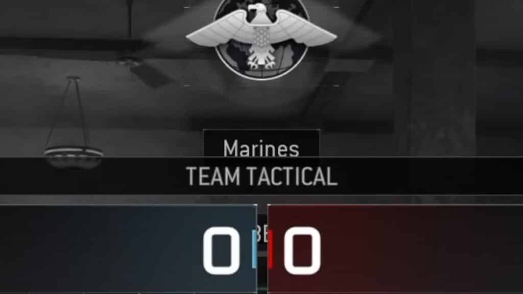 team tactical mode in call of duty
