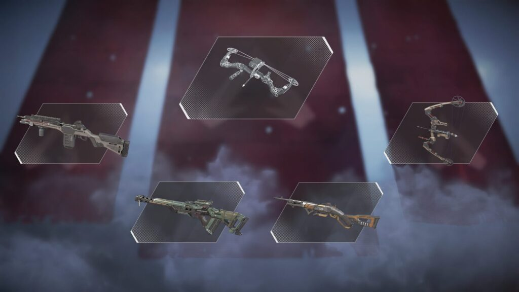 Apex Legends patch notes marksmen class