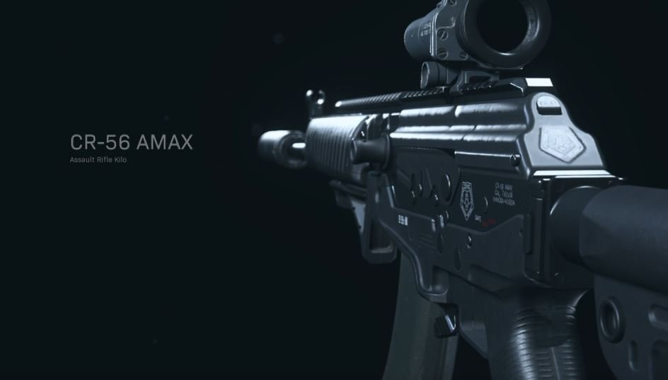 CR-56 AMAX Warzone Nerf